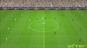 PES 2014 Brighter & Greener Night Mode Turfs for All Stadiums - 2