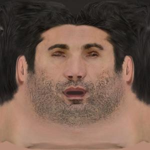 PES 2014 Face Texture