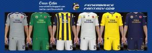 PES 2014 Fenerbahçe Fantasy Kitset