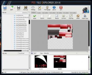 PES 2014 File Explorer 2014 v1.03