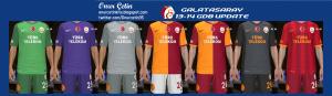PES 2014 Galatasaray 2013-2014 Kitset