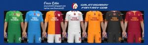 PES 2014 Galatasaray Fantasy Kitset