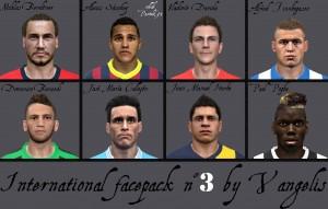PES 2014 International facepack n°3