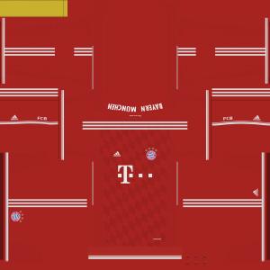 PES 2014 Kit Texture