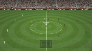 PES 2014 Konami & Old Trafford Stadium Turfs Konami Night