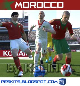 PES 2014 Morocco 2013-2014 Kitset