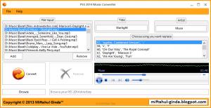 PES 2014 Music Converter