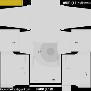 PES 2014 Nike 12-13 GK Temp Pack - 4