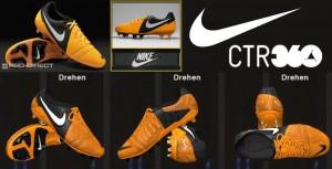 PES 2014 Nike CTR360 Maestri III FG Boots