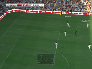 PES 2014 Real Madrid Adboards - 3