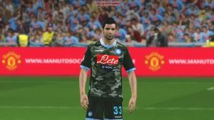 PES 2014 SSC Napoli 13-14 Kitset - 3