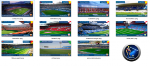 PES 2014 Stadiums Previews in HD  - 2