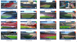 PES 2014 Stadiums Previews in HD  - 3