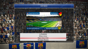 PES 2014 Stadiums Previews in HD  - 7