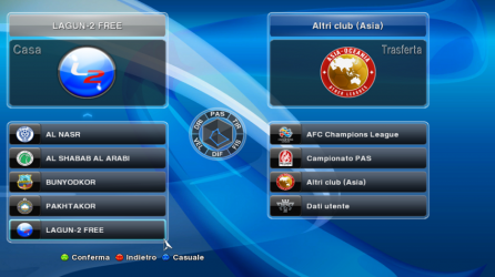 PES 2014 Team Editor Manager 1.1