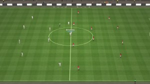 PES 2014 Wembley Stadium Turf Summer Nights