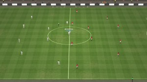 PES 2014 Wembley Stadium Turf Winter Night