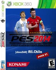 PES 2014 Xbox 360 Patch v1