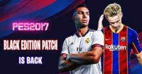 Preview PES2017 BEP Season 20-21