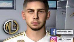 Download Valverde Face PES17