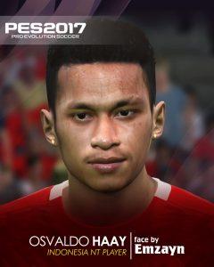 Download PES 2017 Osvaldo Ardiles Haay Face