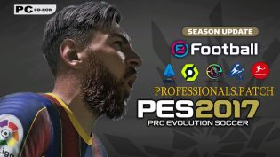 PES 2017 PC Professionals Patch V6.1.2 2021