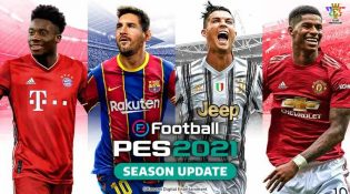 PES18 Patch PS4