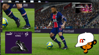 Download PES 2020 Boot Neymar