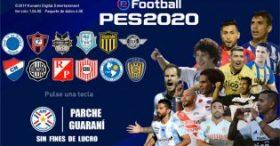 Preview PES 2020 PES SUDAEMRICAN PATCH PARCHE GUARANI