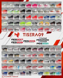 PES 2021 Bootpack Season 1