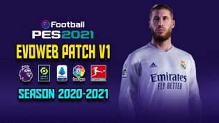 PES 2021 EDIT and DATABASE Mod