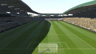 pes 2021 La Beaujoire stadium