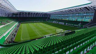 PES 2021 Groupama Arena