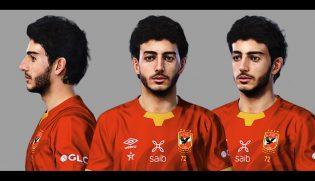PES 2021 Mohamed Hany Face