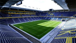 PES 2021 Stade de Suisse