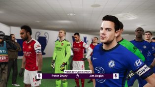 Chelsea Tunnel PES 2021