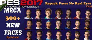PES2017 New Facepack Look V2 20-21