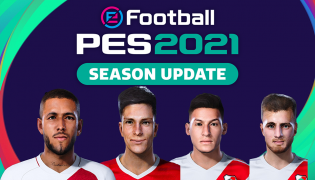 PES 2021 Face Pack by Hobbs