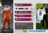 Real Madrid Graphc Mode By SRT