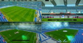 Download San Paolo 2020 Stadium For PES2013