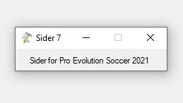 Sider 7.1.3 For PES 2021 by juce