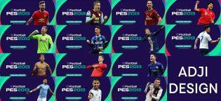 Download Startscreen Pack PES 2021