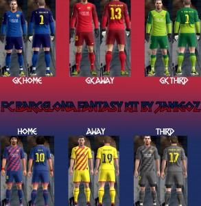 barcelona fantasy