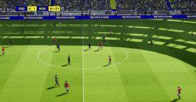 eFootball 2022 no cursor mod by endo